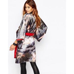 adidas Jackets & Coats - Adidas Originals Rita Ora Reversible Kimono